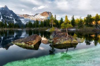 Удивительная красота нашей необъятной родины в фотографиях