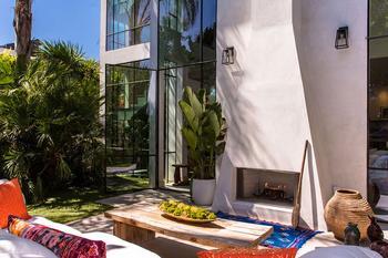 Калифорнийская роскошь в современном загородном доме