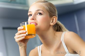 7 напитков продлевающих молодость