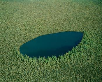 Удивительные места на планете, не тронутых человеком