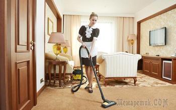 7 лайфхаков от горничных отелей, чтобы уборка занимала не больше получаса