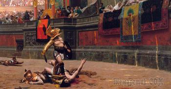 10 фактов о римских гладиаторах, которых вы могли не знать