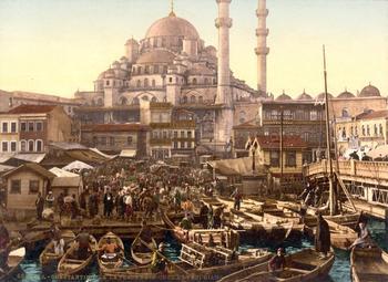 Как сейчас называется Константинополь?