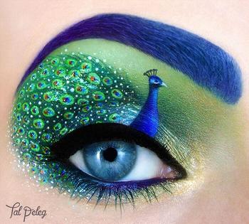 Произведения искусства на глазах
