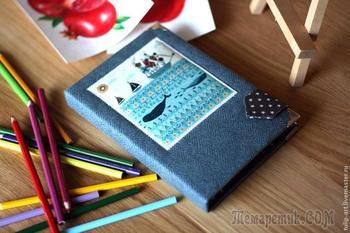 Делаем сами: карманный органайзер для рисования