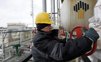 Роснефть» остановила работы на участке шельфа Черного моря из-за санкций