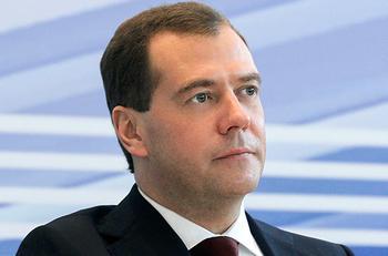 Медведев заявил, что Россия справилась с последствиями кризиса