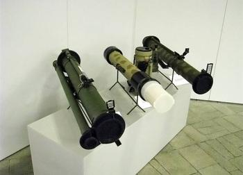 Реактивная противотанковая граната РПГ-30 «Крюк»