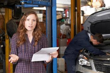 6 самых распространённых способов «развода» клиентов автосервиса
