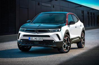Новый Opel Mokka: Второе пришествие бестселлера