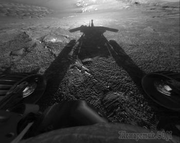 Что ждёт ровер Opportunity на Марсе?