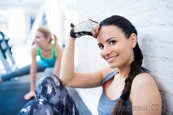 Как ухаживать за кожей лица во время активных тренировок