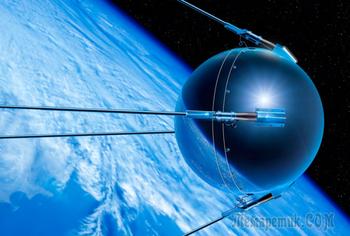 Кто изобрёл первый искусственный спутник Земли