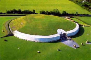 Ньюгрейндж. Тайна древнейшего сооружения. Ирландия