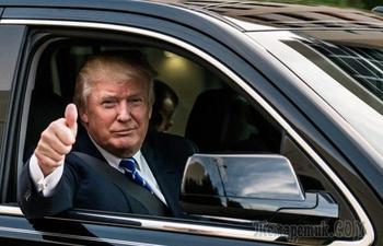 Автопарк Дональда Трампа: 10 машин, которыми бизнесмен дорожит больше всего