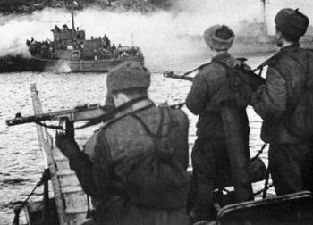 Через отвесные скалы: подвиг отряда Леонова. 1944 год