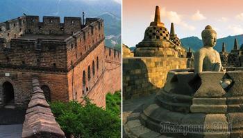 10 архитектурных сооружений древнего мира, от которых до сих пор дух захватывает