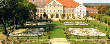 Немецкий замок Хундисбург