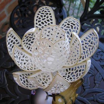 Невероятная резная яичная скорлупа от Даны Ляшенко