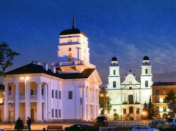 Беларусь – добрые воспоминания о прошлом. Часть 4. Знакомство с Минском