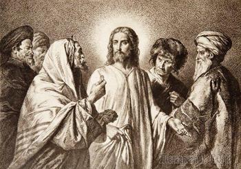 ЕВАНГЕЛИЕ. БИБЛИЯ В СТИХАХ. Глава девятнадцатая