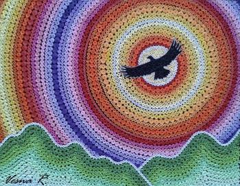 Потрясающий квиллинг от талантливой художницы Весны Рикич