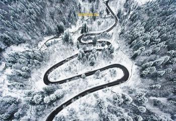 Как выглядят дороги, по которым когда-то путешествовал граф Дракула