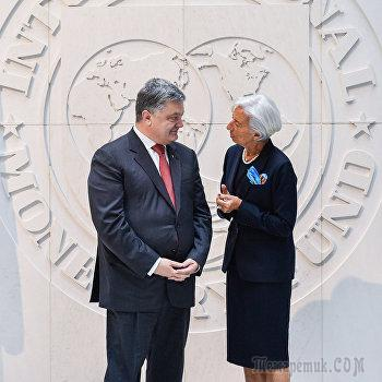 На крючке: как огромный долг и МВФ толкают Украину к дефолту