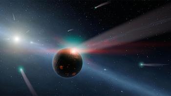 Глизе 710: звезда, которая по словам предсказателей может уничтожить Землю