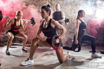 10 тренировок, которые помогут нарастить мышечную массу