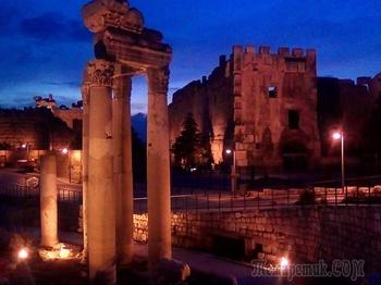 Самый большой храмовый комплекс античного мира. Баальбек. Ливан