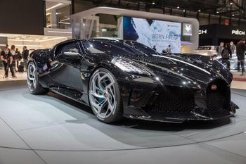 Топ-10 самых шикарных и дорогих автомобилей