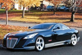 12 невероятных автомобилей, выпущенных в единичном экземпляре