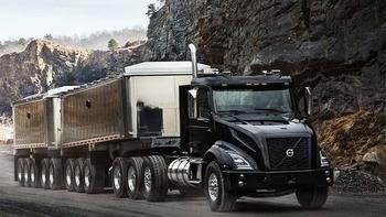 Volvo VNX 2020: американский тягач для тяжелой работы