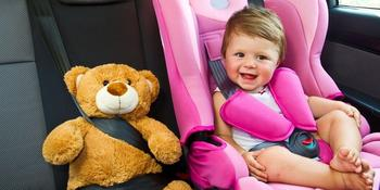 Чем занять ребёнка в машине