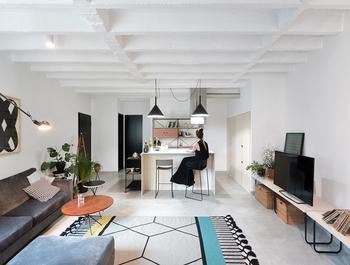 Квартира для современной девушки в центре Белграда