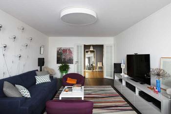 Современная квартира для молодой семьи в Подмосковье (90 кв. м)