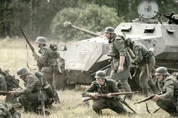 Немецкая пехота Гитлера: взгляд с другой стороны