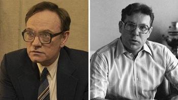 Актеры сериала «Чернобыль» и реальные участники аварии на ЧАЭС