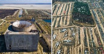 10 заброшенных секретных объектов СССР