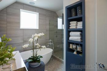 20 полезных советов по реорганизации ванной комнаты