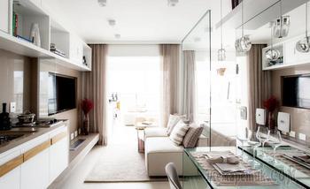 Светлая и стильная: маленькая квартира 35 кв. м