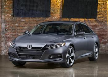 Honda Accord 2018 – 10 поколение японского седана