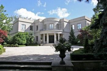 Шикарный дорогой дом в Торонто, Канада