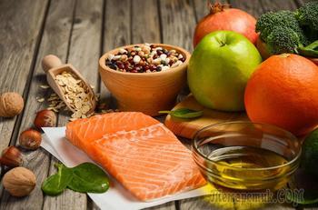 ТОП-12 продуктов для снижения холестерина