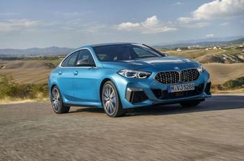 Компания BMW представила принципиально новую модель: что известно об автомобиле