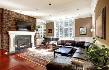 Современный интерьер: 20 практичных идей, которые помогут преобразить гостиную