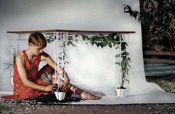 Креативная мебель — 30 интересных идей для интерьера дома в фотографиях