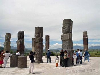 Мексика, Тула-Толлан – столица тольтеков