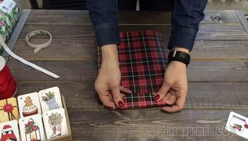 11 способов повторно использовать праздничную упаковочную бумагу с толком
